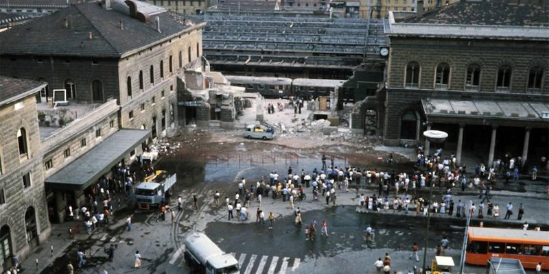 La strage di Bologna (2 agosto 1980)