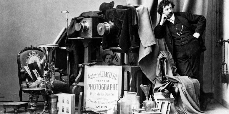 Nasce il cinema con i Lumière (sabato 28 dicembre 1895)