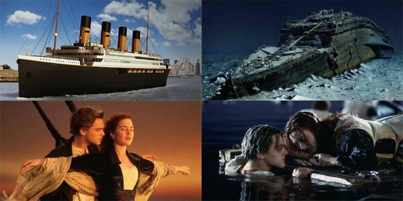 Titanic: il film, la storia vera, il ritrovamento e le curiosità