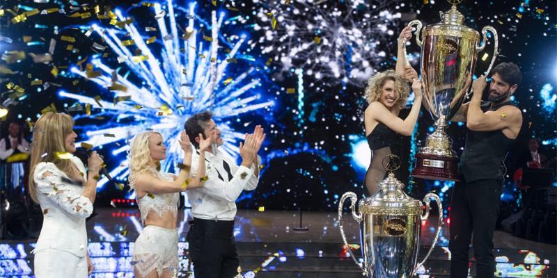 Gilles Rocca e Lucrezia Lando hanno vinto Ballando con le Stelle