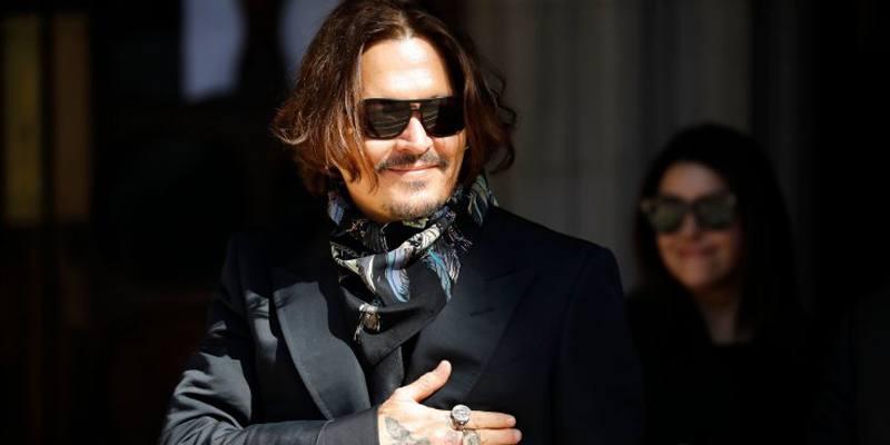 Johnny Depp non reciterà nei prossimi film della serie