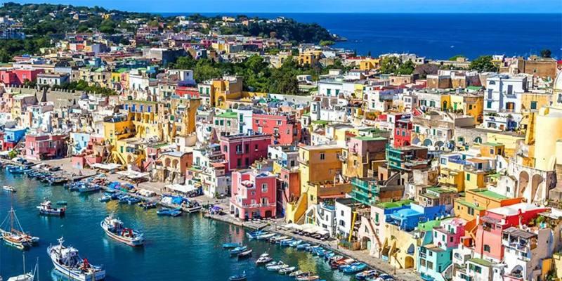 La Capitale italiana della Cultura 2022 è Procida