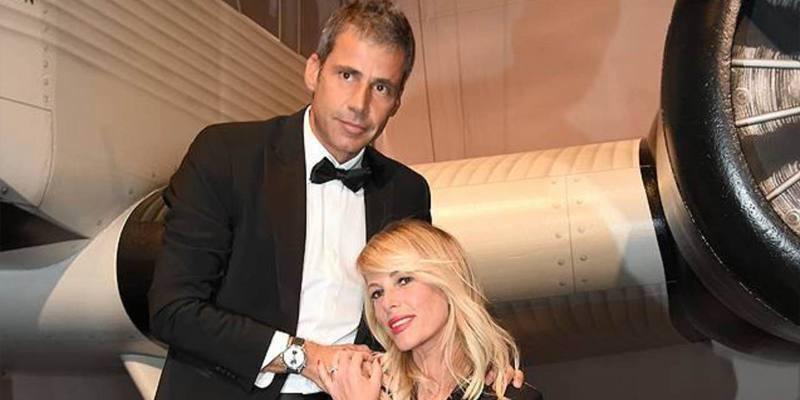 Chi è Paolo Calabresi Marconi, il marito di Alessia Marcuzzi?