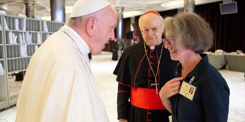 Per la prima volta una donna potrà votare nel Sinodo dei vescovi
