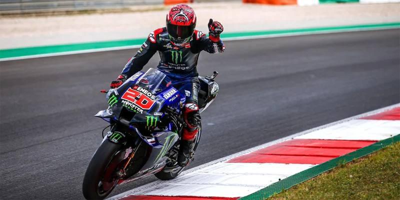 Fabio Quartararo ha vinto il Gran Premio del Portogallo