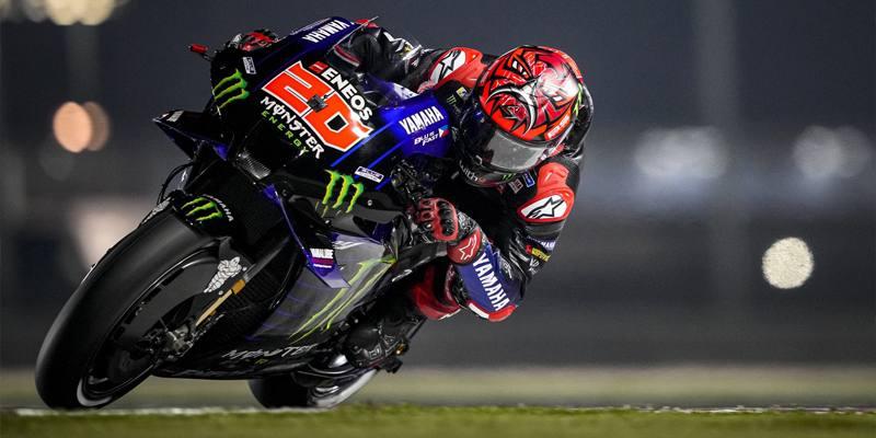 Fabio Quartararo ha vinto il Gran Premio di Doha