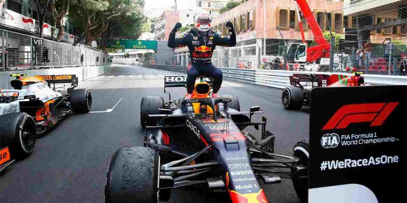 Max Verstappen ha vinto il Gran Premio di Monaco