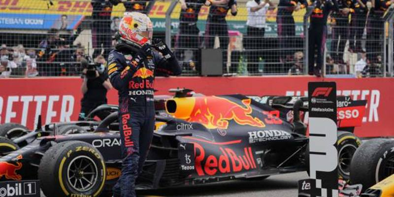 Max Verstappen ha vinto il Gran Premio di Francia