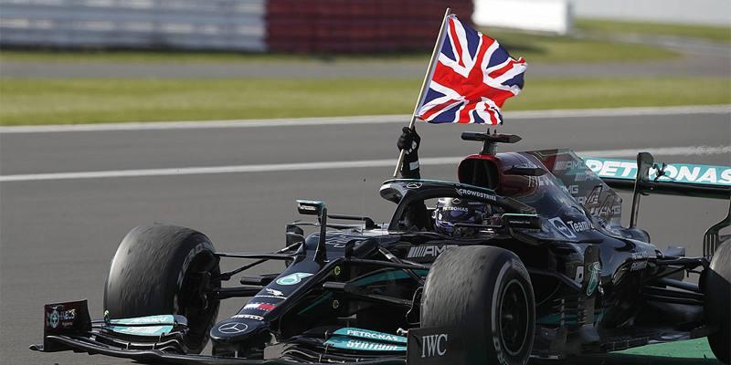 Lewis Hamilton ha vinto il Gran Premio di Gran Bretagna