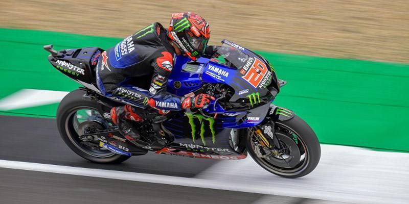 Fabio Quartararo ha vinto il Gran Premio di Silverstone della MotoGP