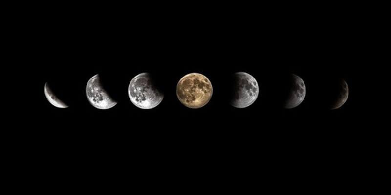 Fasi lunari: cosa sono e come funzionano
