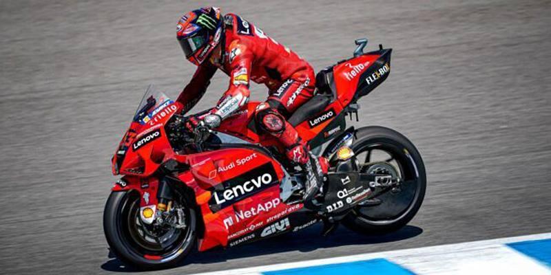 Francesco Bagnaia ha vinto il Gran Premio d'Aragona della MotoGP