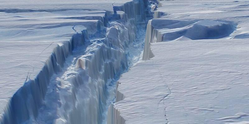 I cambiamenti climatici stanno deformando la crosta terrestre?